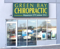Green Bay Chiropractic Building