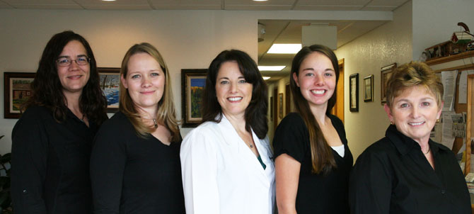 Green Bay Chiropractic Clinic Staff