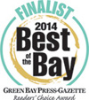 Green Bay Chiropractic Clinic-Best of the Bay Finalist
