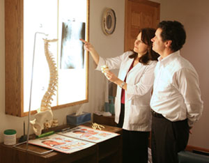 Green Bay Chiropractic Clinic Consultation