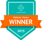 2015 Patients' Choice Award